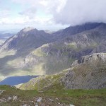 Guided mountain walks wales