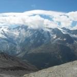 guided walks Swiss Alps