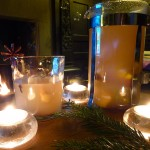 A winter warming drink using Norway Spruce in a hot toddy