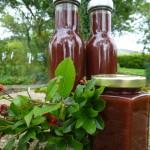 Hawthorn ketchup
