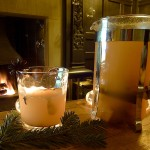 Spruce hot toddy